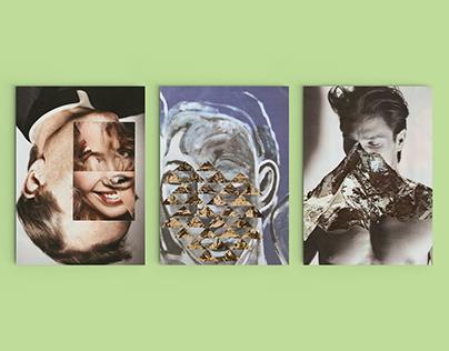 Daniël de Jong - Collages