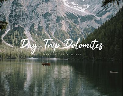 Daytrip Dolomites