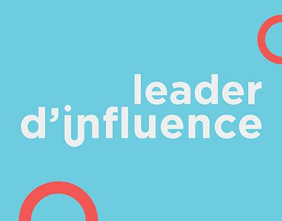 Leader d'influence | Chambre de commerce de Québec