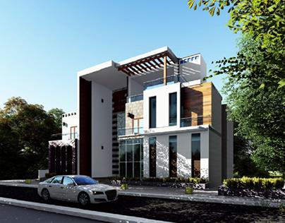 Separate villa at saudi Arabia Jiddah