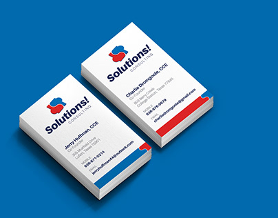 Solutions! Consulting Brand Identity + Process
