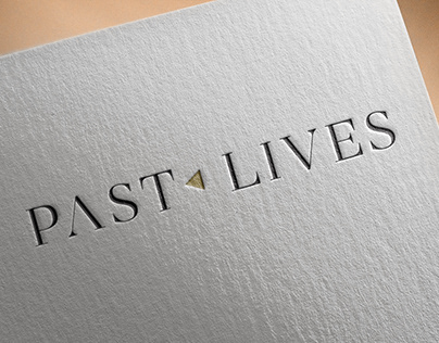 Branding Design Package - Past Lives - Sept-Oct 2019