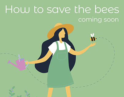 How to save the bees