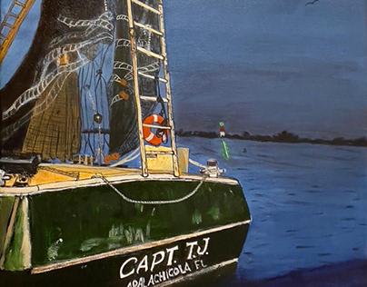 Capt. T. J. Apalachicola, FL