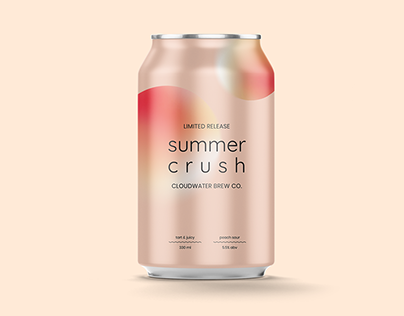 Cloudwater Brew Co. Summer Crush Sour Beer