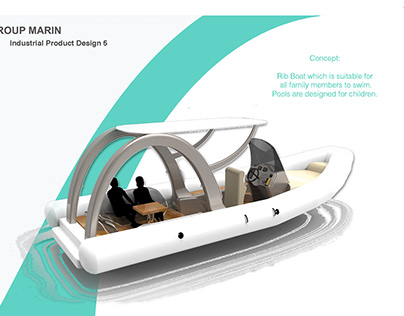 Rib Boat Design