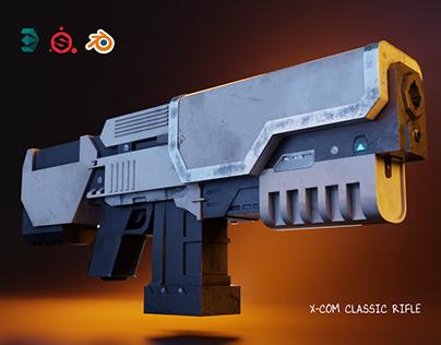 X-com Classic Rifle