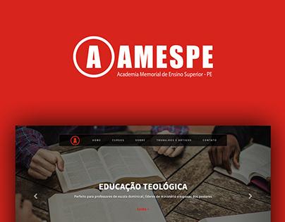 AMESPE - Web Site