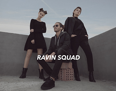 Ravin Squad AW19 Collection