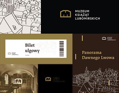 Muzeum Lubomirskich - concept