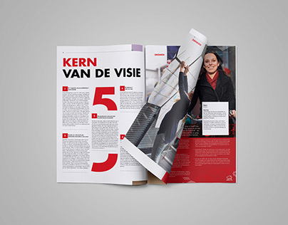 Newspaper: environmental vision Noord Brabant issue 01