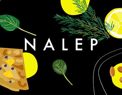 Rebranding for the nutrition plan Nalep