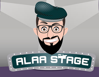 Alaa Stage - Channel Intro