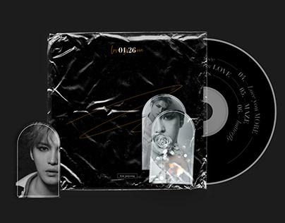 KIM JAEJOONG album concept