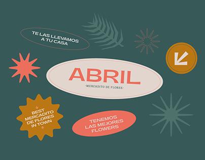 Abril | Branding