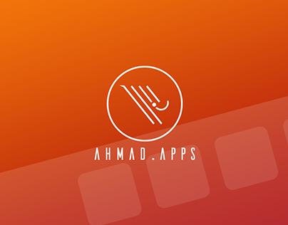 Ahmad.Apps, Logo & Website