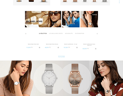 time-addict.com - Prestashop website