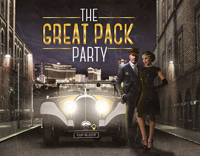 Evento Great Pack Party III