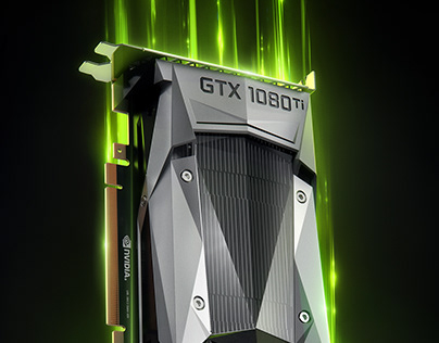 GEFORCE GTX 1080 Ti | CGI