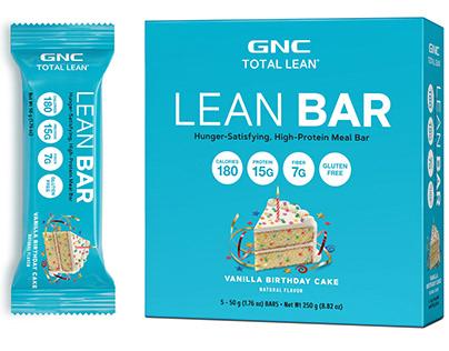 GNC Total Lean Bar