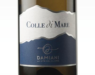 DAMIANI - Logo e Linea Etichette Vini
