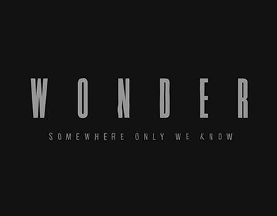 WONDER - Main Title