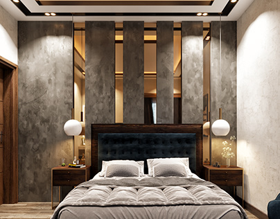 Visualization: Bed Room
