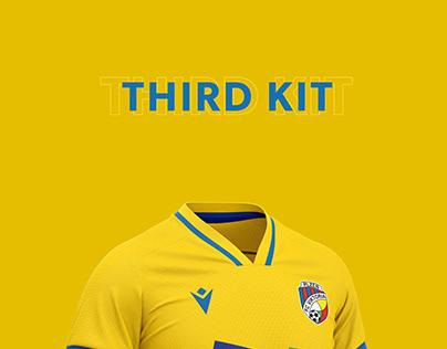 FC Viktoria Plzeň football kit 21/22.
