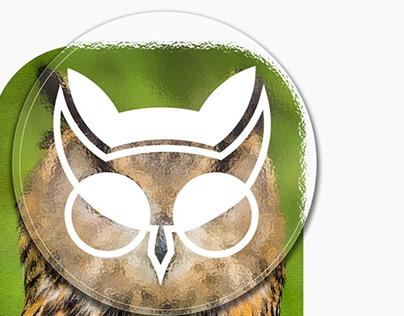 Owl Logo Identity