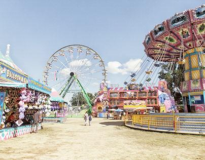 Dusty Old Fairgrounds
