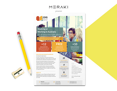 EMS - branding and marketing collateral