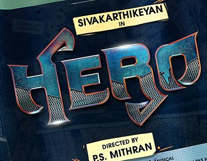 HERO TITLE DESIGN