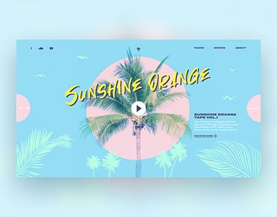 Sunshine Orange Radio
