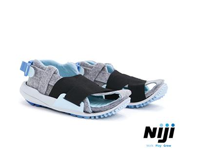 Niji Adaptable Children's Footwear