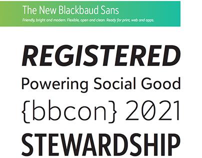 Blackbaud Visual Rebrand