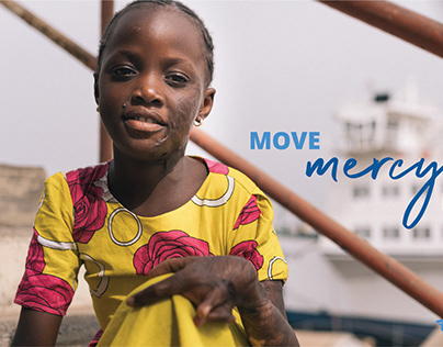 Mercy Ships UK 2020 Summer Campaign Concepts
