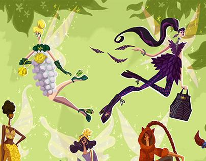 Fashion Fairies