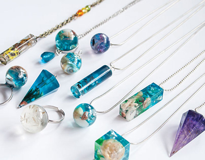 Epoxy Resin Jewelry
