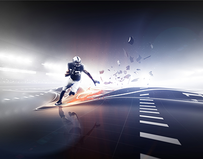 Nike Untouchable Speed | Retouch & CGI