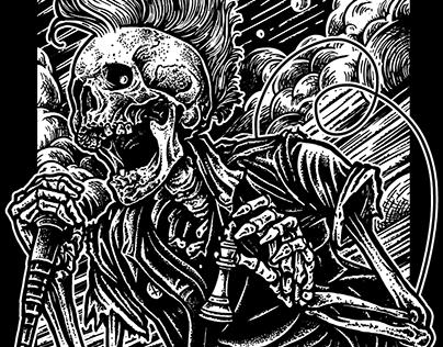 Odpisani-Skeleton