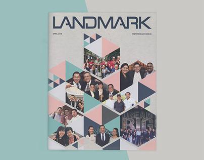 Landmark: April 2018