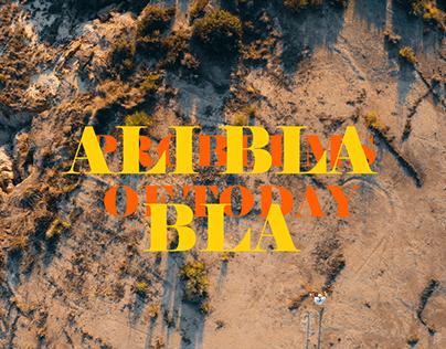 Videoclip for Ali Bla Bla- Problems of today