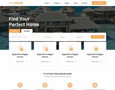 RealHouse - Real Estate HTML5 Responsive Website