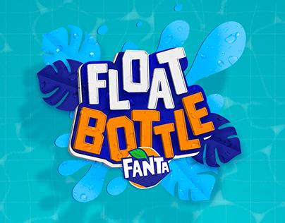 Float Bottle - Fanta