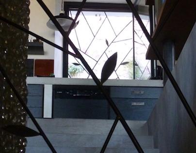 Grille de fenêtre et porte intérieure pour particulier