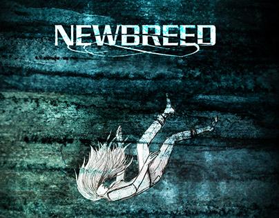 Newbreed - Man of Steel Animated Videoclip