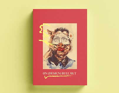 On (Design) Bullsxxt - Editorial Design