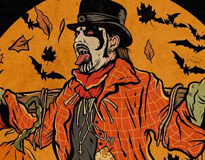 King Diamond Official Halloween Merch