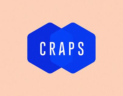 Craps game branding