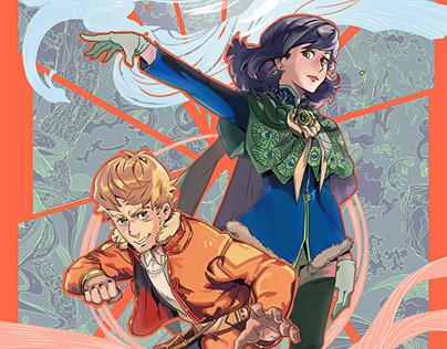 Altima Breaker Manga